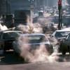 Emisión de CO2 por coches