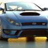 Subaru WRX STI 2010, recreación