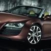 FRANKFURT 2009, Audi E-Tron Concept, R8 Spider, y Volkswagen Golf R20