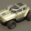 Hummer HB Concept 2011, un proyecto de Andrus Ciprian