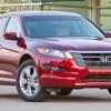 Honda Accord Crosstour 2010, una variante fuera de lo común