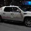 Cadillac Escalade EXT 2007, la cargadora más lujosas de su clase.