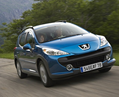 Peugeot 207 SW Outdoors