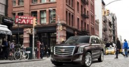Cadillac Escalade 2018: precio, ficha técnica y fotos