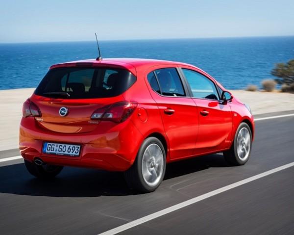 Opel Corsa Turbo Ecotec