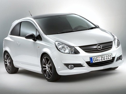 Opel Corsa Color Edition2