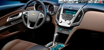 chevy equinox 2009 4