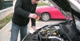 ¿Como cambiar el aceite del coche?