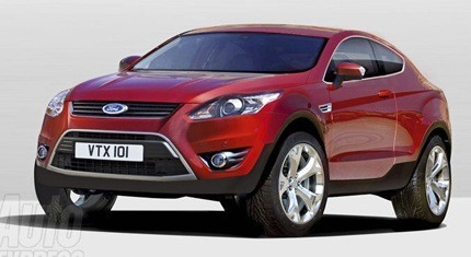 Ford Kuga Coupé