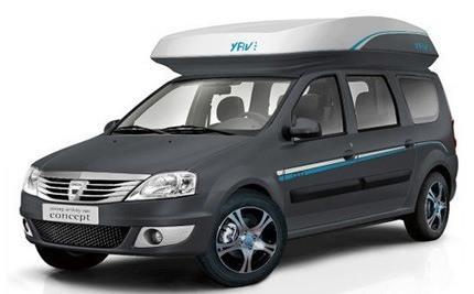 Dacia Young Activity Van III Concept