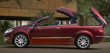 Fiat Linea convertible