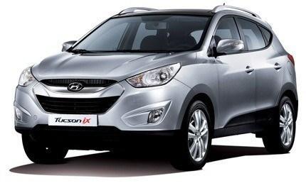 Hyundai Tucson (ix35) 2010, todas las imágenes e información
