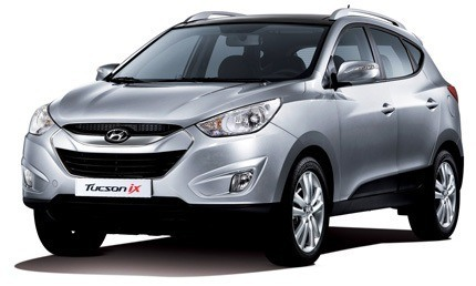 Hyundai ix35 2010 2
