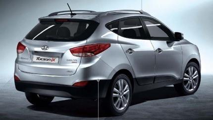 Hyundai ix35 2010 5