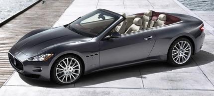 Maserati GranCabrio4