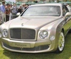 Bentley Mulsanne, el Gran Bentley ha sido develado ante nosotros