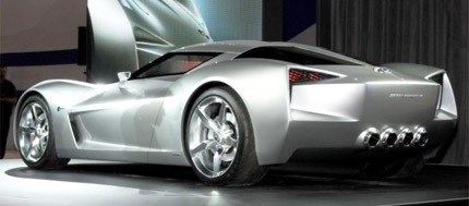 Corvette Stingray Concept Sideswipe on Corvette Stingray Concept Podr  A Ser Definitivamente El Nuevo