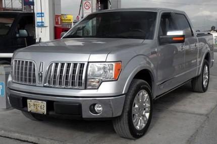 Lincoln Mark LT 2011