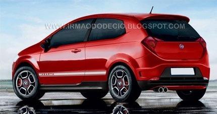 Fiat Palio 2012 5
