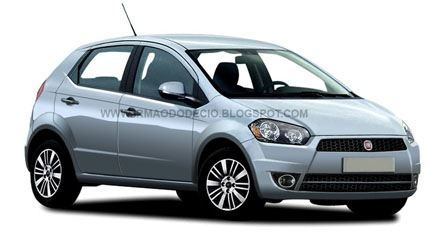 Fiat palio idea y strada 2011 y la dakota italiana for Dimensiones fiat idea