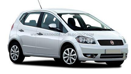 Fiat Palio Idea 2012