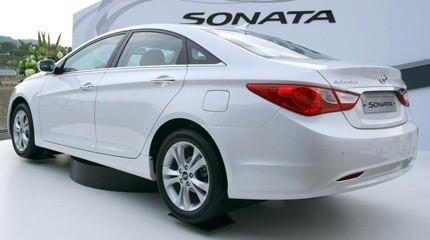 Hyundai Sonata 2010 (i40) 2