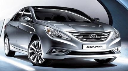 Hyundai Sonata 2010 (i40) 3