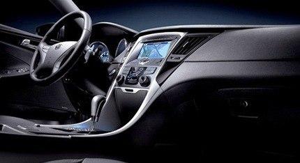 Hyundai Sonata 2010 (i40) 4