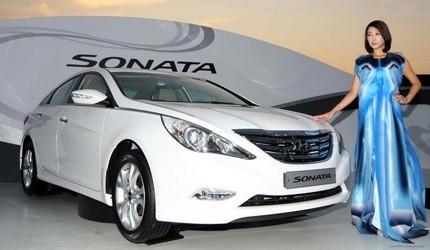 Hyundai Sonata 2010 (i40) 5