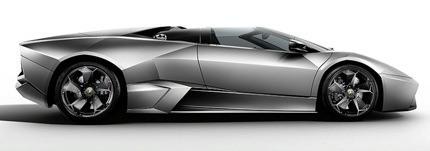Lamborghini Reventón Roadster 2