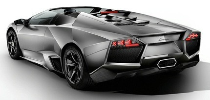Lamborghini Reventón Roadster 3