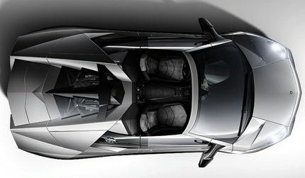 Lamborghini Reventón Roadster 4