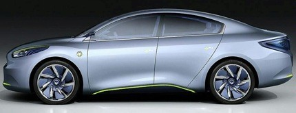 Renault Fluence Zero Emission Concept2