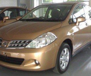 Nissan Tiida 2010, primeras imágenes