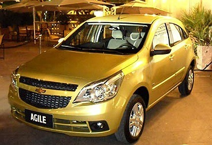 Chevrolet Agile2