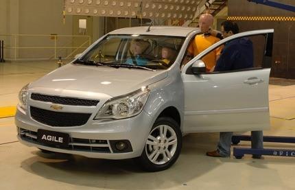 Chevrolet Agile4