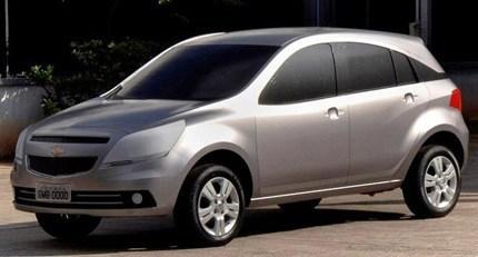 Chevrolet Agile5