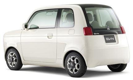 Honda EV-N 2