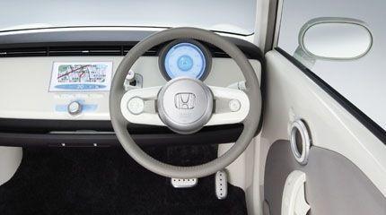 Honda EV-N 4