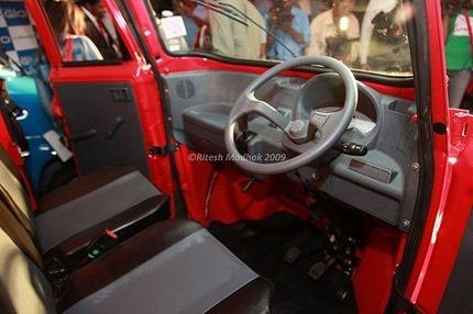Mahindra_Gio_truck chico