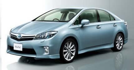 Toyota-Sai-Hybrid chico