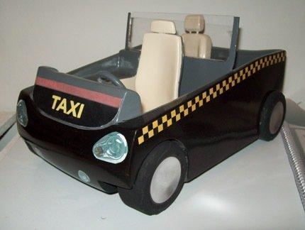 Urbano electrico taxi chico
