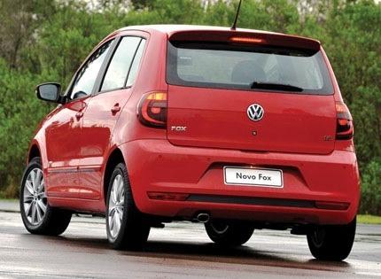 VW Fox 2010 7