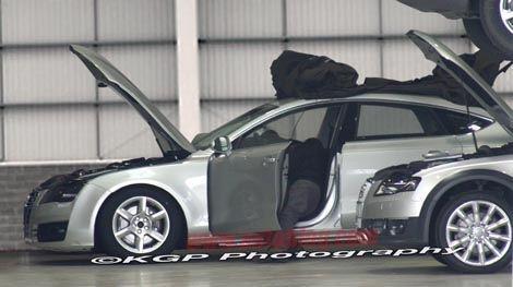 Audi A7 2011 chico