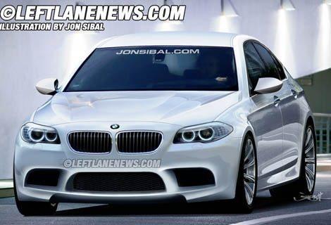 BMW M5 2011 chico