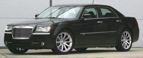 Chrysler-300C chico