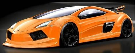 Lamborghini URUS chico