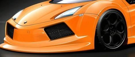 Lamborghini URUS chico2