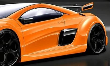 Lamborghini URUS chico3