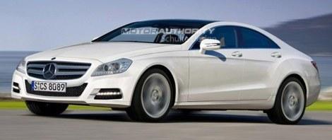 Mercedes-Benz CLS 2011 chico